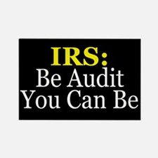 IRS Audit Rectangle Magnet (10 pack)