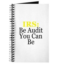 IRS Audit Journal