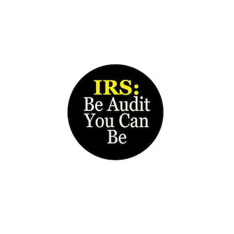 IRS Audit Mini Button (100 pack)