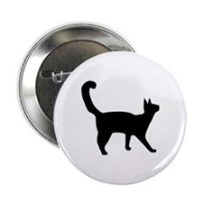 """Balinese cat 2.25"""" Button"""