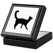 Balinese cat Keepsake Box
