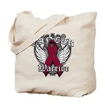 Multiple Myeloma Warrior Tote Bag