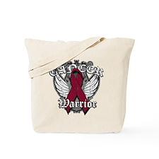 Multiple Myeloma Warrior Tote Bag