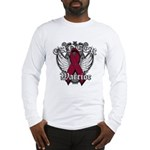 Multiple Myeloma Warrior Long Sleeve T-Shirt