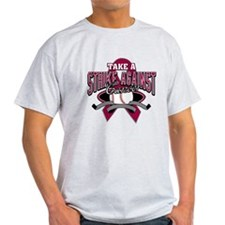 Take a Strike - Myeloma T-Shirt