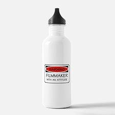 Attitude Filmmaker Water Bottle