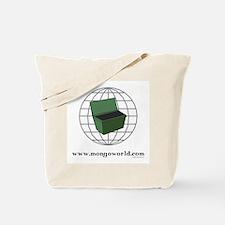 Mongo World Logo Tote Bag