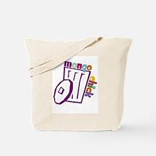 Mongo Tote Bag: Mongo Chick
