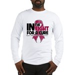 Myeloma In The Fight Long Sleeve T-Shirt