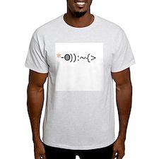 Mo Smileys Ash Grey T-Shirt