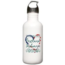Future Paramedic Thermos Bottle (12 oz)