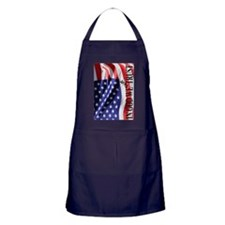 USA Flag: IN GOD WE Still Trust Apron (dark)