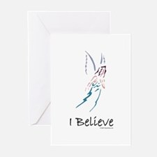 Angels/I believe Greeting Cards (Pk of 10)