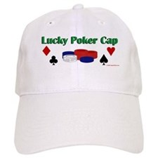 Lucky Poker Baseball Cap