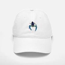 Blue Crayfish Baseball Baseball Cap