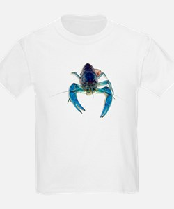 Blue Crayfish T-Shirt