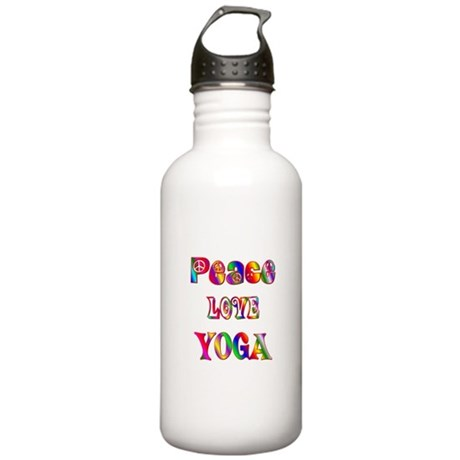 Yoga Stainless Water Bottle 1.0L