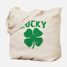 Lucky 4 Leaf Tote Bag