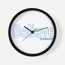 iBelieve Wall Clock