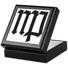 Zodiac Symbol Jewelry Keepsake Box - Virgo