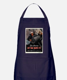 Sub Spotted! Apron (dark)