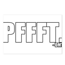 pffft. Postcards (Package of 8)