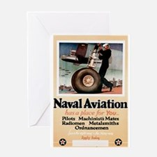 Naval Aviation Greeting Card
