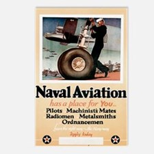 Naval Aviation Postcards (Package of 8)