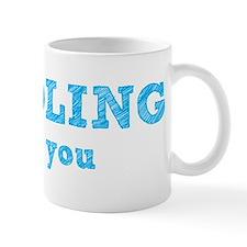Drooling Mug