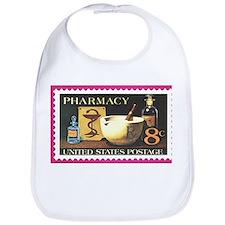 Pharmacy Stamp Bib