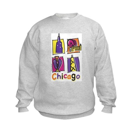 Chicago Kids Kids Sweatshirt
