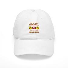 Immature 60th Birthday Baseball Cap