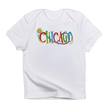 KIDS Chicago Sun Infant T-Shirt