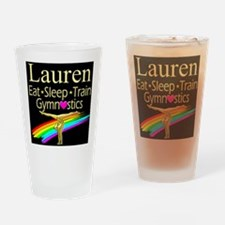 GYMNAST CHAMP Drinking Glass