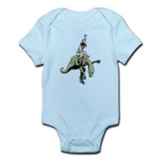 Raptor Rodeo Jesus Infant Bodysuit