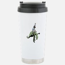 Raptor Rodeo Jesus Stainless Steel Travel Mug