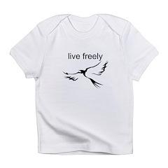 Live Freely Infant T-Shirt