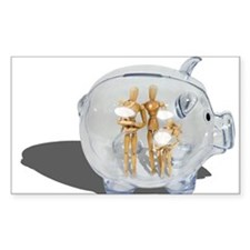 Family Savings Decal