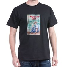 "cover of ""A Heartland Voice"" T-Shirt"