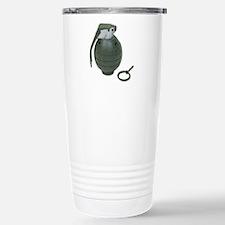 Grenade Stainless Steel Travel Mug