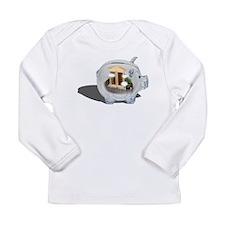 Home Savings Long Sleeve Infant T-Shirt