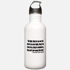 "Lt. Gen. Lewis B. ""Chesty"" Pu Sports Water Bottle"