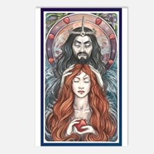Hades & Persephone Postcards (Package of 8)
