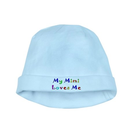 My Mimi Loves Me! (Multi) baby hat