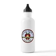 Spanish Teacher Water Bottle