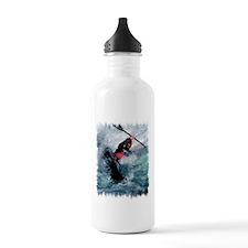 White Water Kayaking Water Bottle