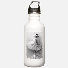 "Anna Pavlova, ""Cygne"" Water Bottle"