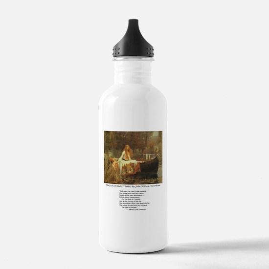 Unique Camelot Water Bottle
