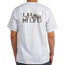 LAX Life 2 Sided T-Shirt
