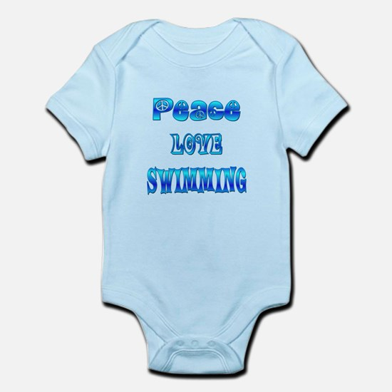 Swimming Infant Bodysuit